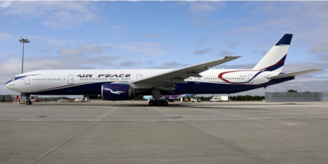 Air Peace explains AOG of B777, urges government to stop multiple designations to protect local airlines